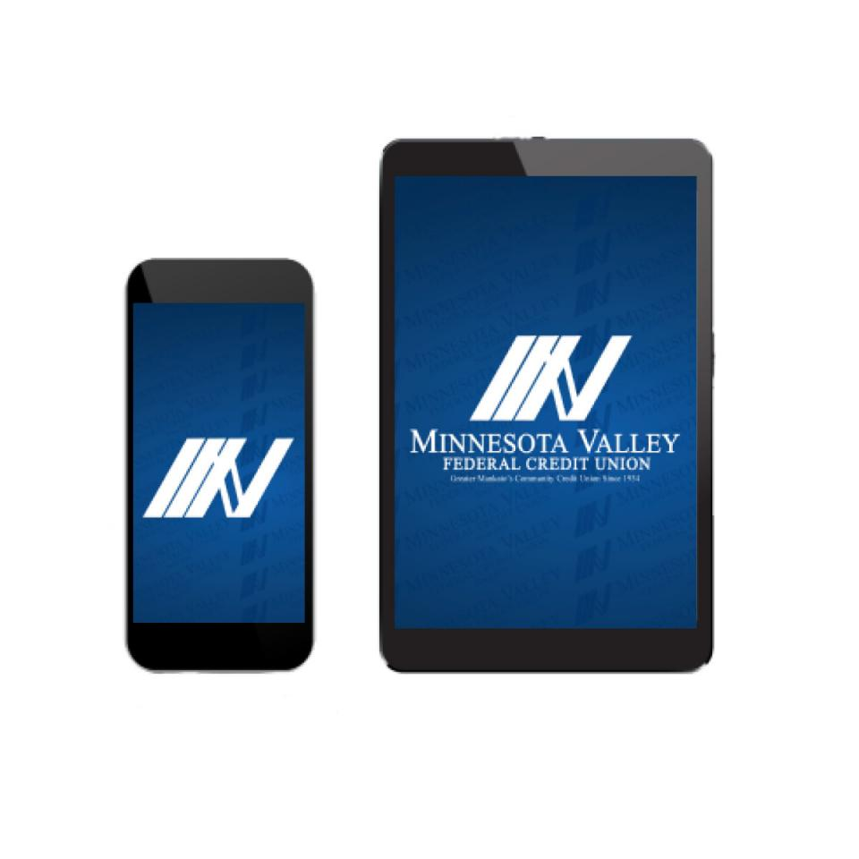 Mobile Banking Minnesota Valley Federal Credit Union