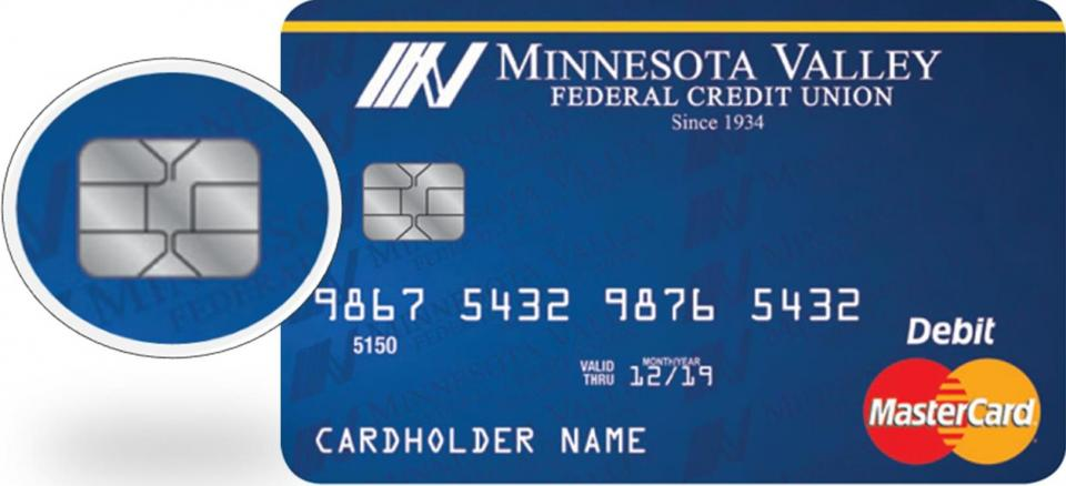Emv Debit Mastercards | Minnesota Valley Federal Credit Union